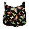 Kabelka Sidi Butterfly Black